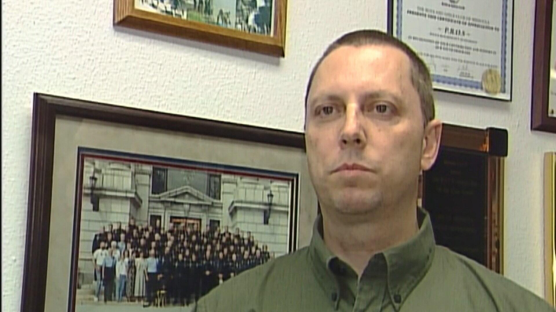 Steve Brester worked for the Missoula PD until 2012 (MTN News)