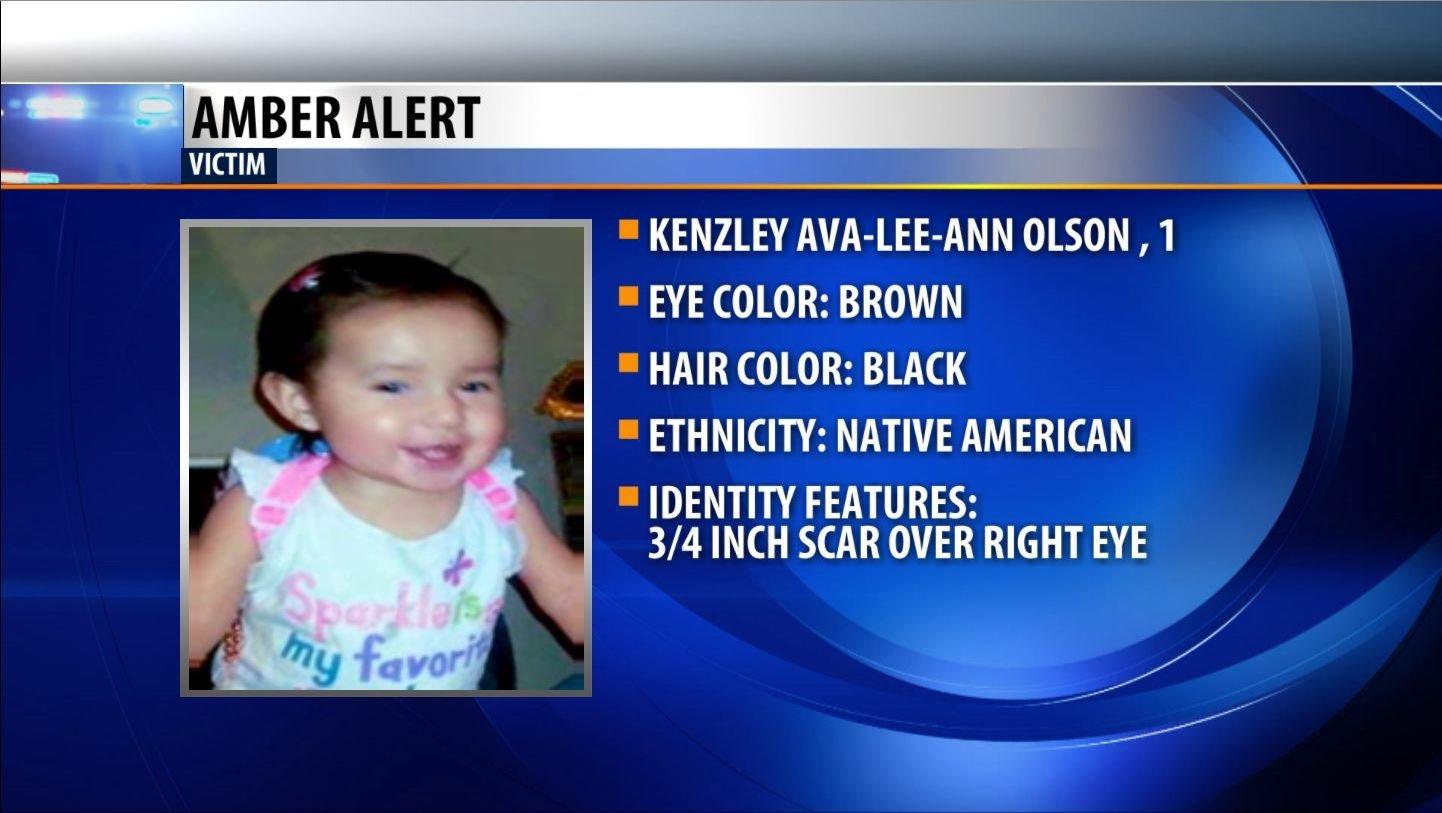 Missing 1-year-old girl found dead in Poplar