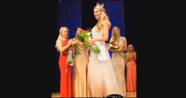 Miss Clemson wins talent portion of SC pageant