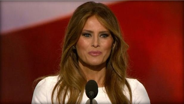 Trump Organization Staffer Takes the Fall for Melania Trump's Speech Plagiarism
