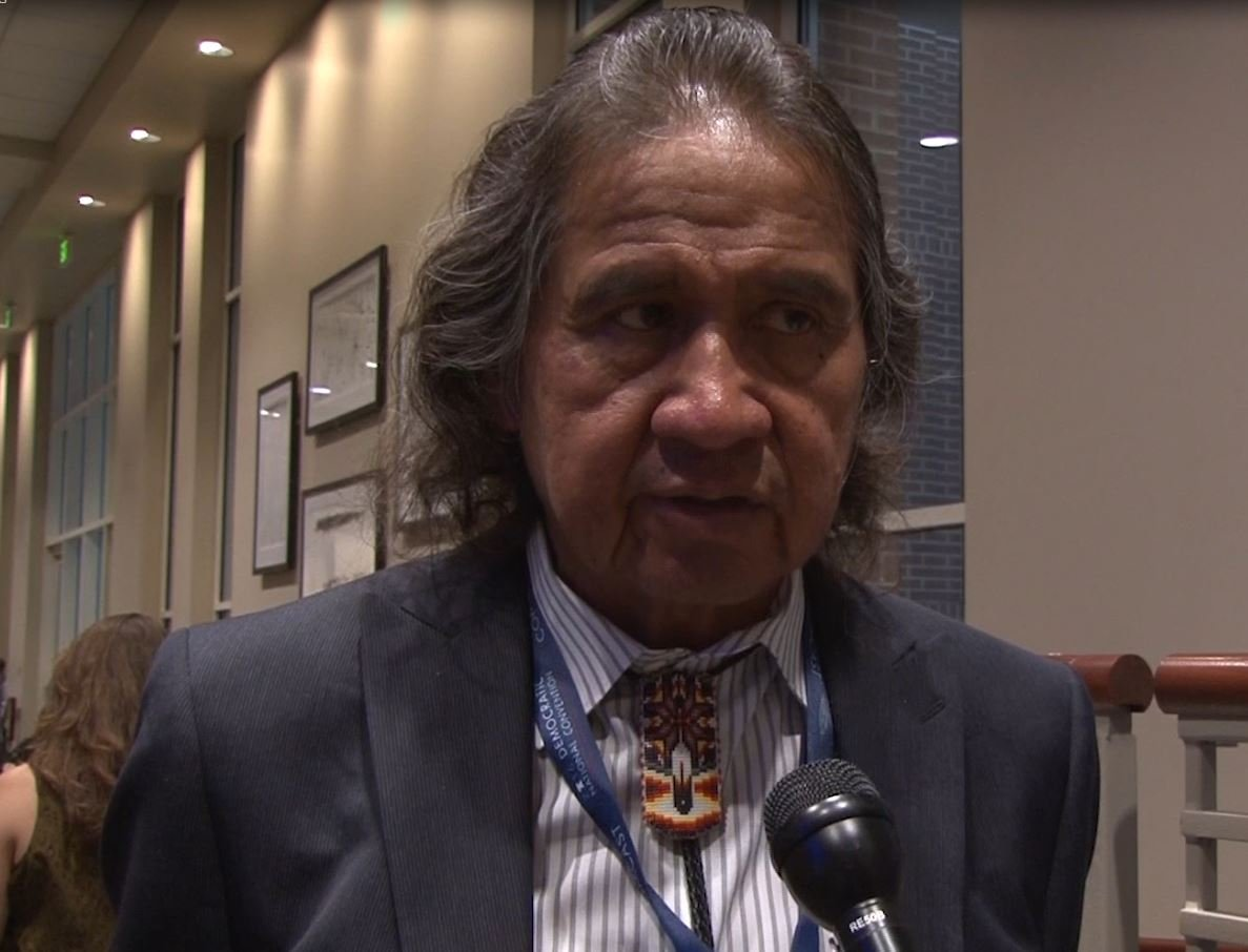 Frank LeMere, Native American activist (MTN News)