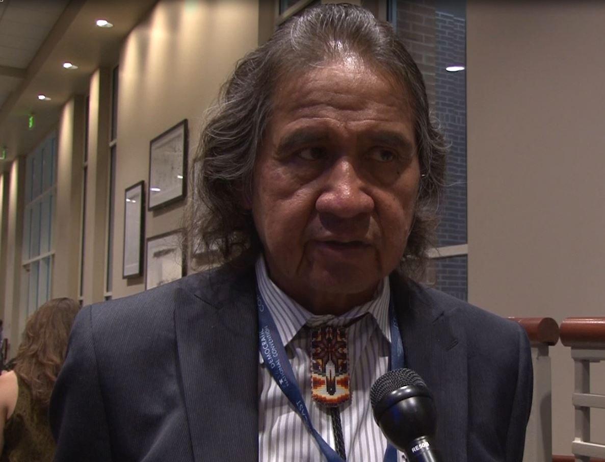 Frank LeMere, Native American activist (MTN News)