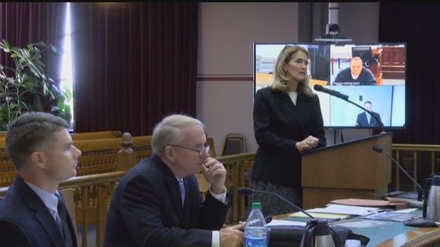 Lawrence and Jenkins have requested that the state conduct tests on DNA on evidence from the murder. (MTN News photo)