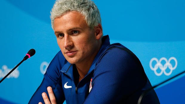 United States swimmer Lochte 'won't respond' to Brazil false claim charge