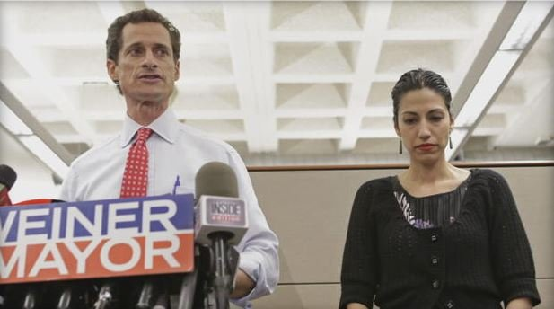 Trump says Anthony Weiner was a security risk