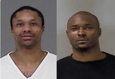 Leroy Edwards (Left) and Terrence Edwards (Right) were both convicted of promoting prostitution (MDOC)