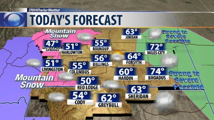 October 2 forecast: Great Sunday with partly cloudy skies, warm temperatures