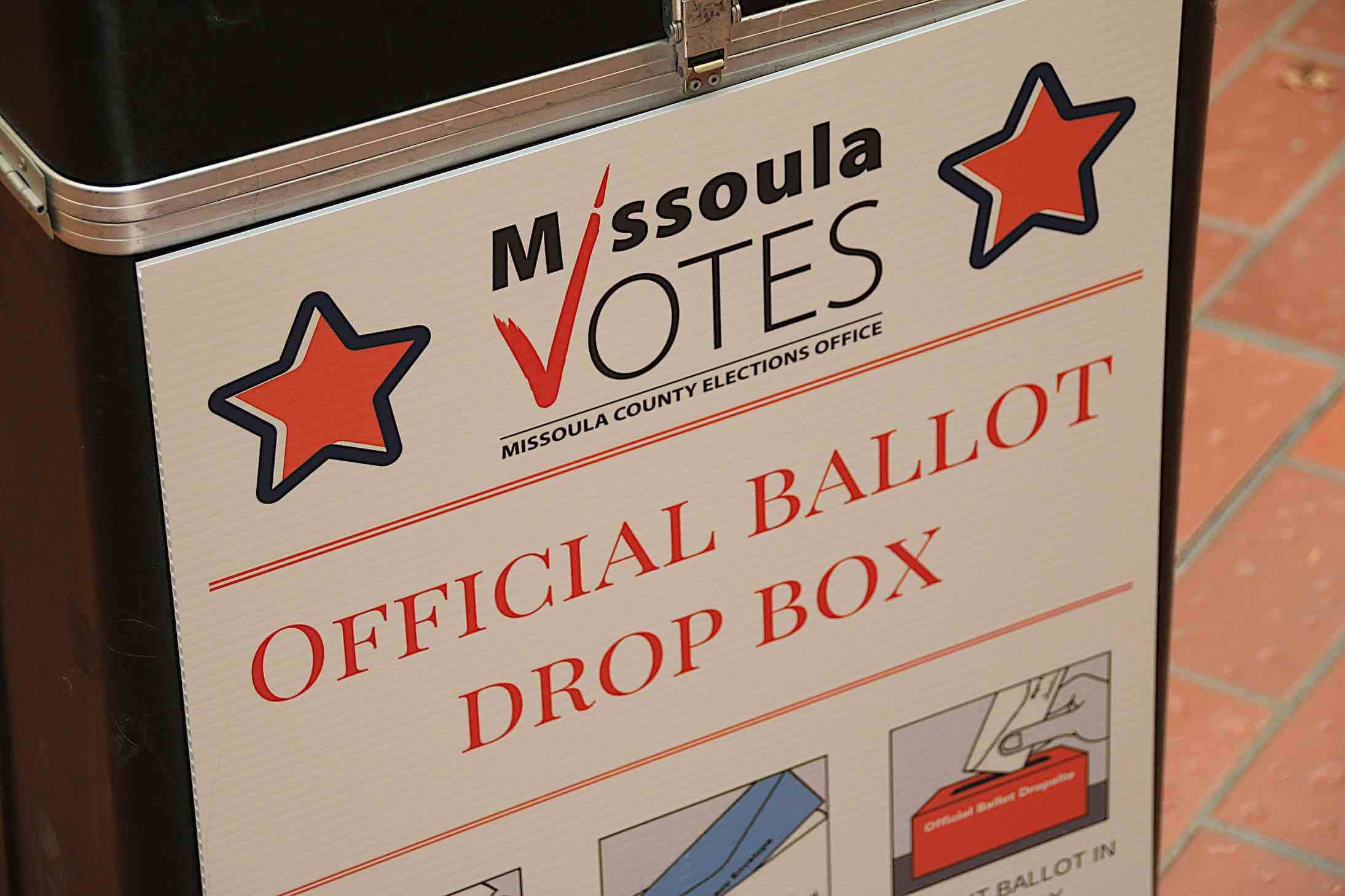 Online voter registration ends Monday for November election