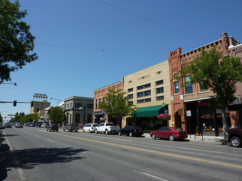 Main Street Historic District, Bozeman, Montana (Chris06)