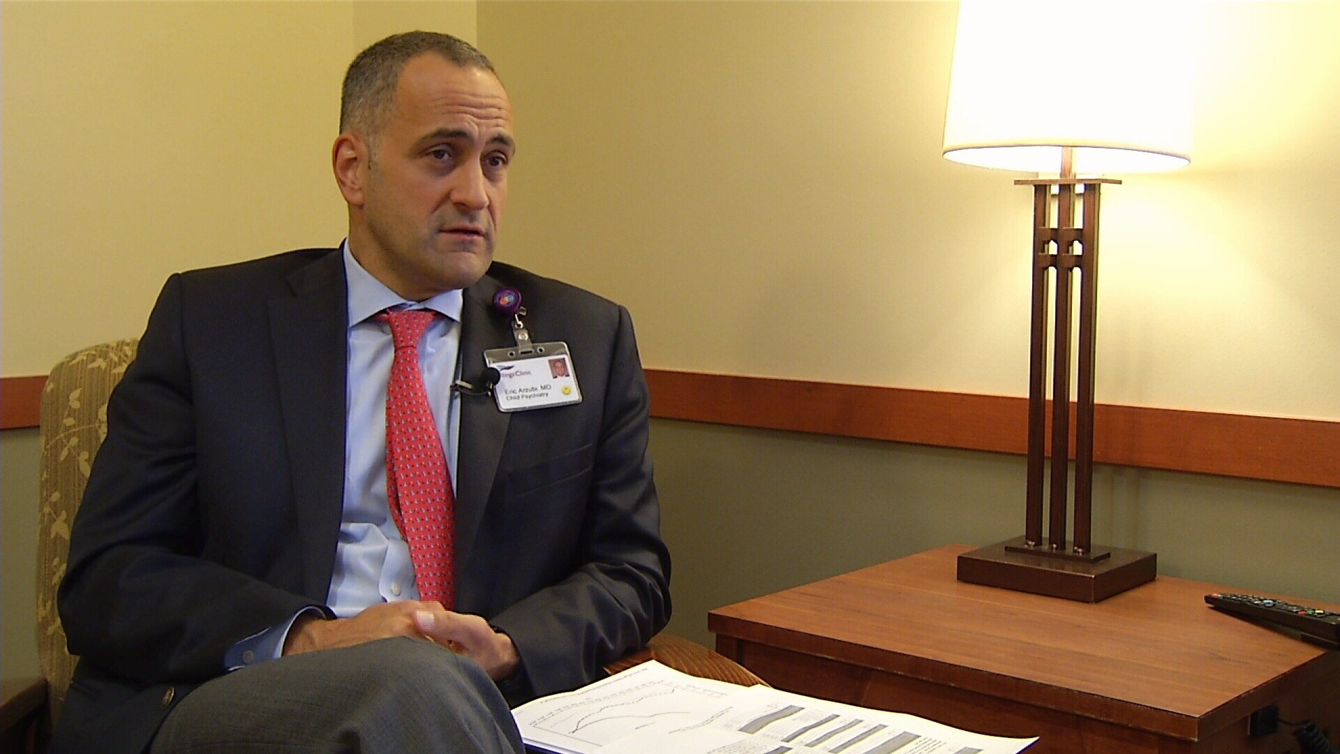 Dr. Eric Arzubi called the rate of attempted suicides in Billings a crisis (MTN News)