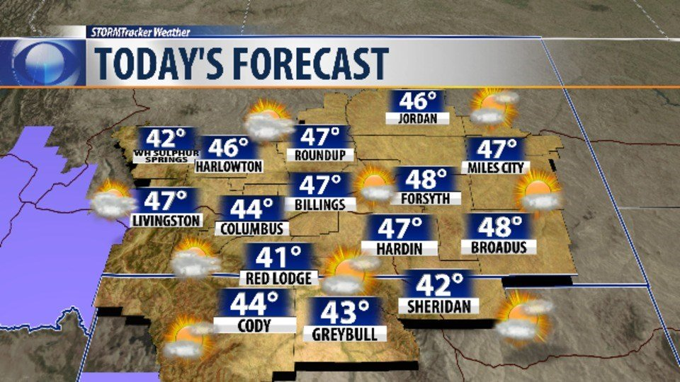 Thanksgiving Weather: Cloudy and cool
