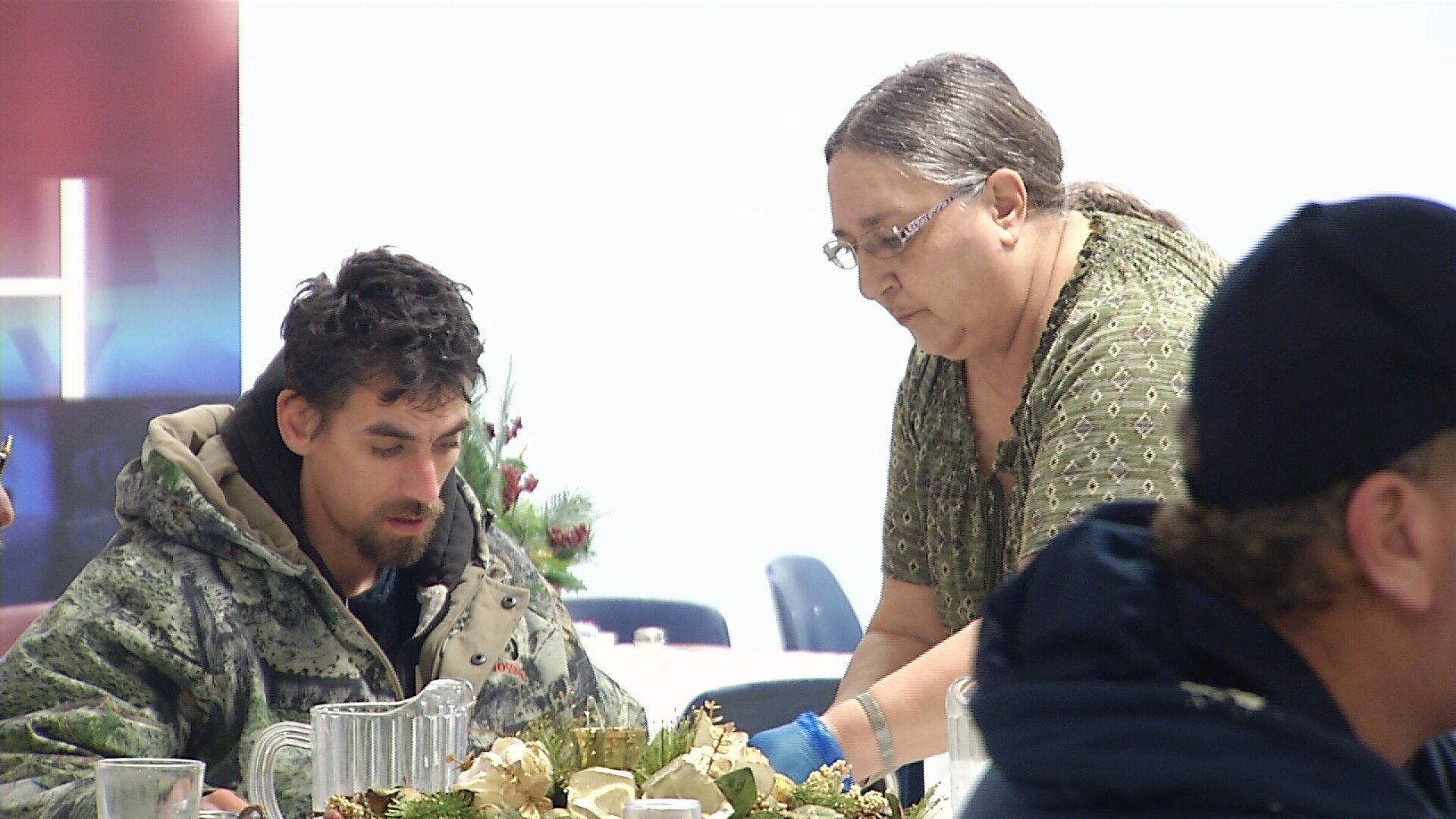 Different Faiths Come Together for the Gospel Mission Union Christmas Dinner
