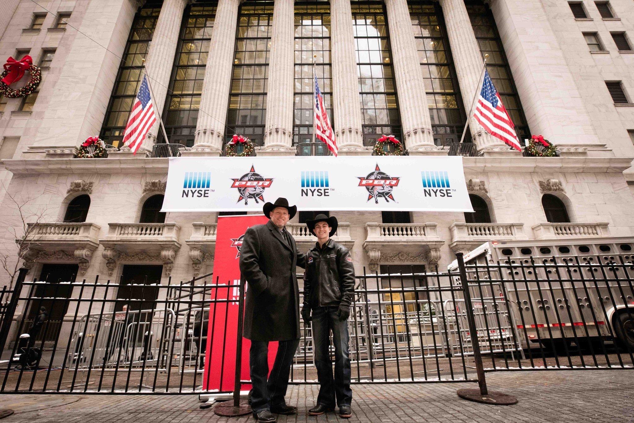 Lockwood looks to kick off promising second season in New York (Twiiter: @NYSE)