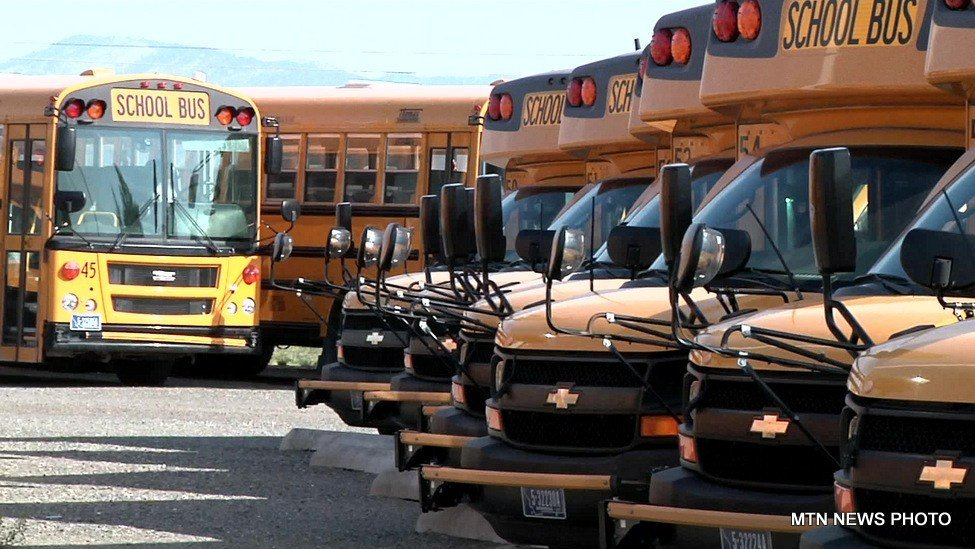 First Student has been transporting students in Helena since 2004. (MTN News photo)