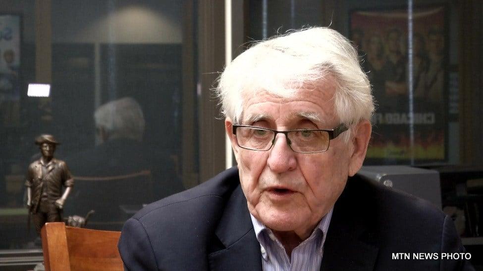Helena Superintendent Jack Copps. (MTN News photo)