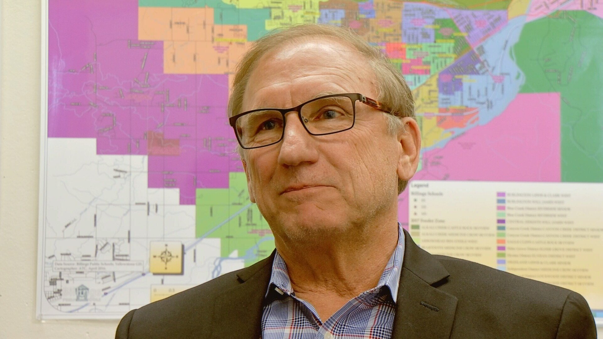 SD2 Superintendent Terry Bouck (MTN News Photo)