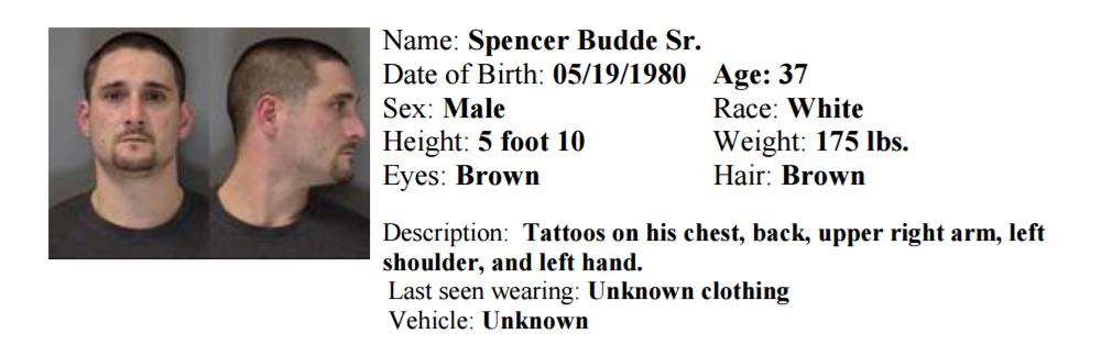 Spencer Budde Sr.