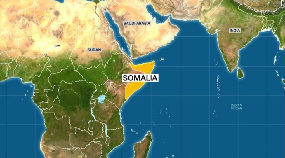 Navy SEAL first US combat death in Somalia since 1993