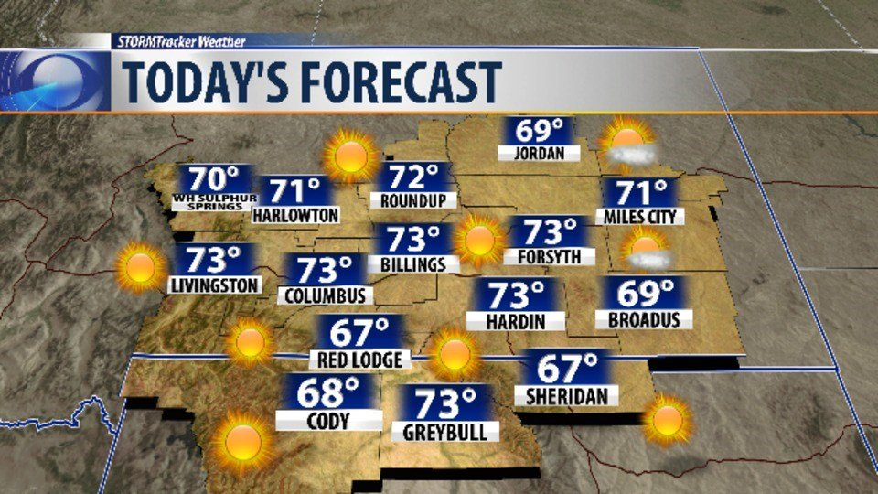 Weather: Scattered Rain for Mother's Day