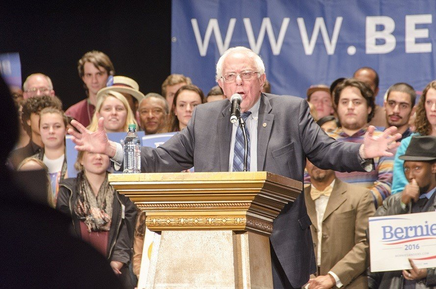 Bernie Sanders To Campaign In Montana For Quist May 20-21