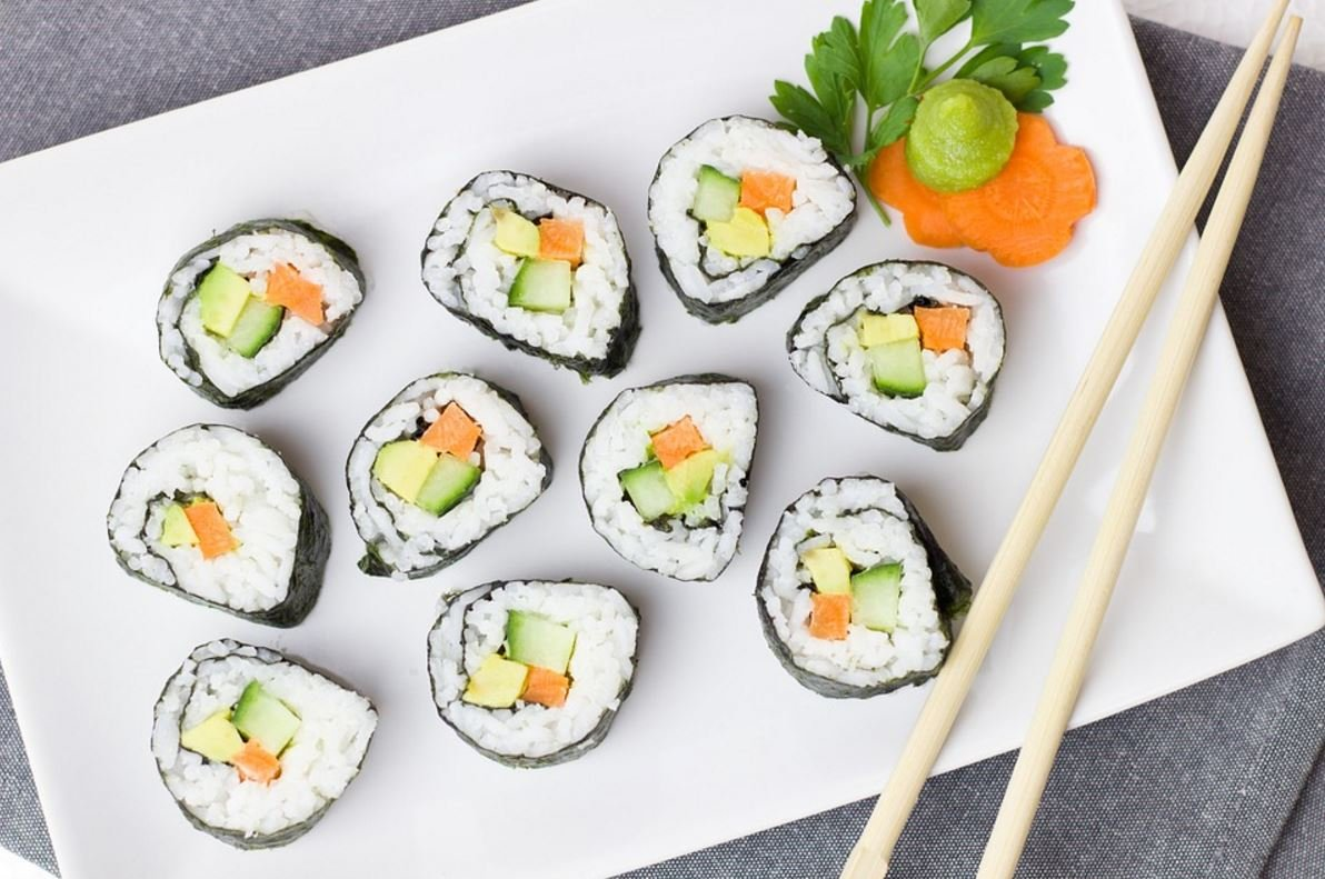 Parasitic Worms Are Showing Up in Sushi