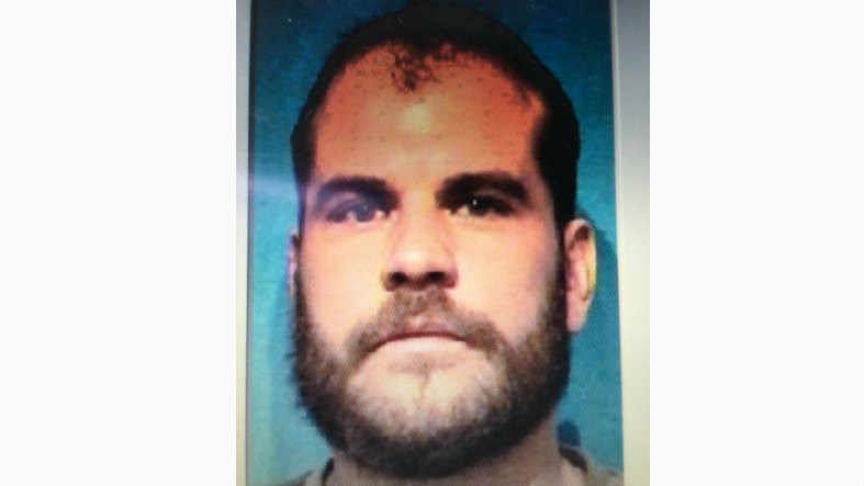 38-year-old Marshall Barrus of Gallatin County
