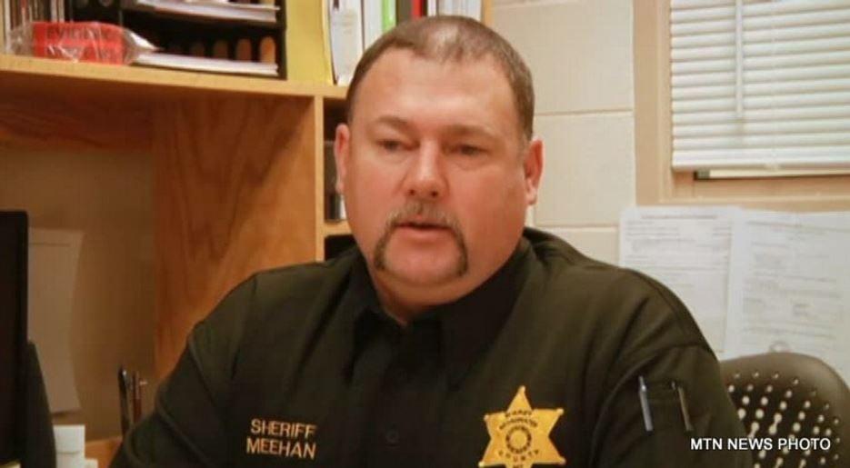 Sheriff Wynn Meehan (MTN News file photo)