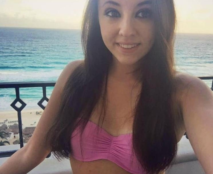 Alyssa Elsman, 18, died after a man plowed through pedestrians with his car at NYC's Times Square on Thu., May 18, 2017.