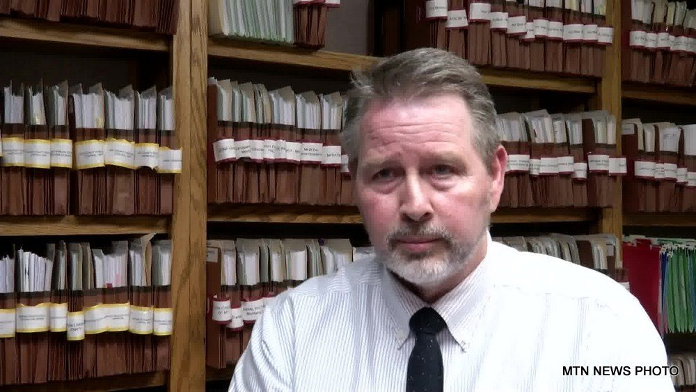 Jeff Mangan, the Montana Commissioner of Political Practices