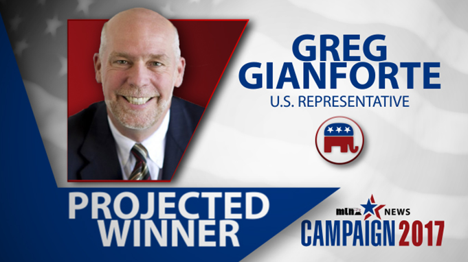 Greg Gianforte wins special election in Montana