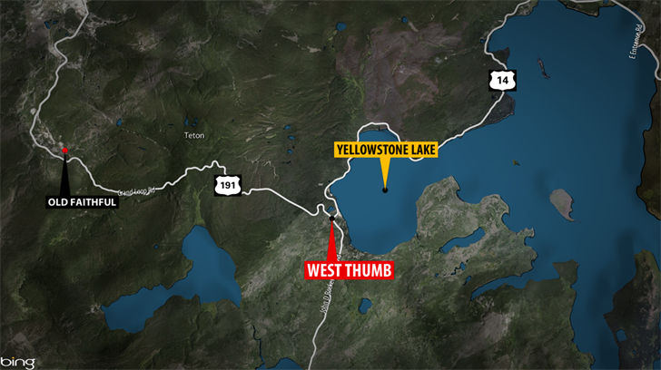 Kayak Guide Dies Trying to Rescue Client in Yellowstone Lake