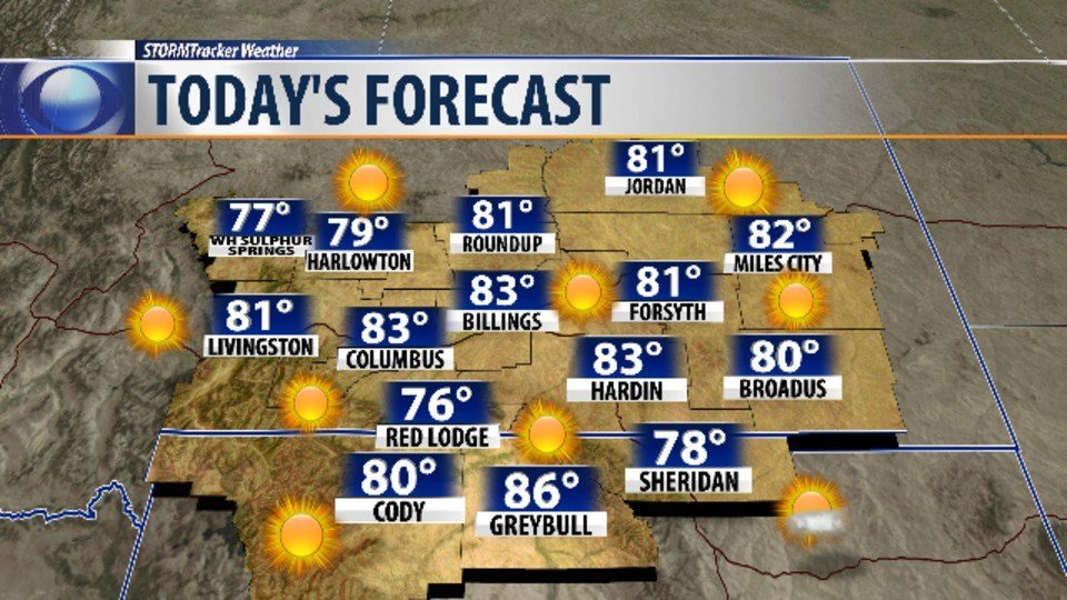 Comfortable week ahead, with chances for storms at times