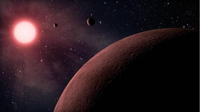 NASA's Kepler space telescope team has identified 219 new planet candidates, 10 of which are near-Earth size and in the habitable zone of their star.  NASA/JPL-CALTECH