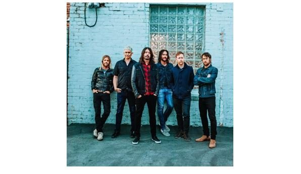 Foo Fighters coming to Sioux Falls in November