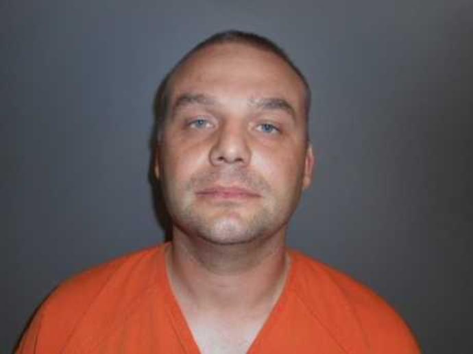 Richard Gathercole was arrested in Nebraska (Dawson County Nebraska Jail)