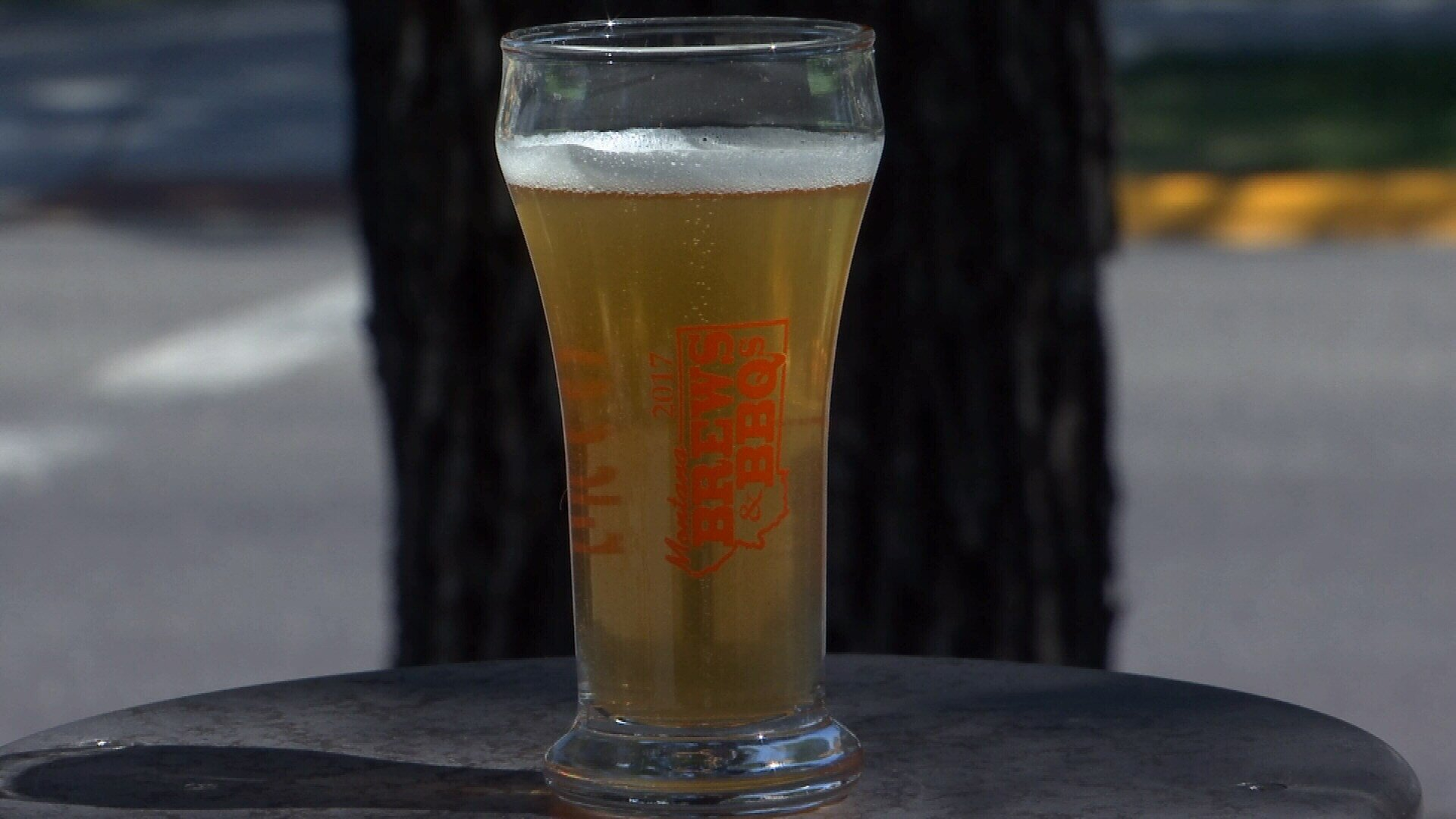 All beers will be served in a souvenir glass. (MTN News Photo)