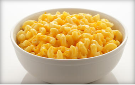 Mac and cheese contains harmful chemicals