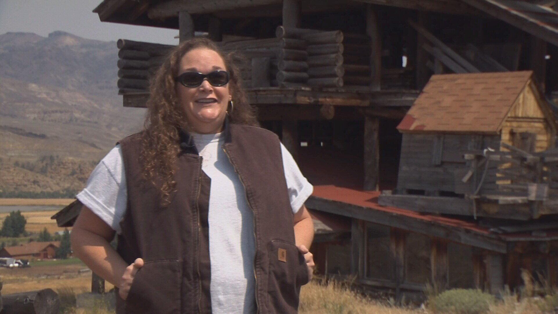Sunny Smith Larsen wants to keep her childhood home alive (MTN News)