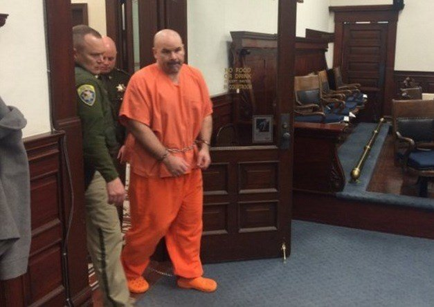 Adam Sanchez enters the courtroom in Great Falls (MTN News file photo)