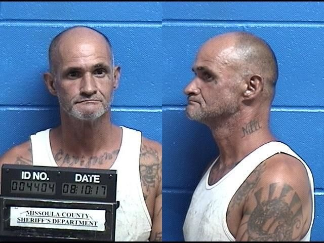 Michael Andrew Singer (Missoula County Photo)