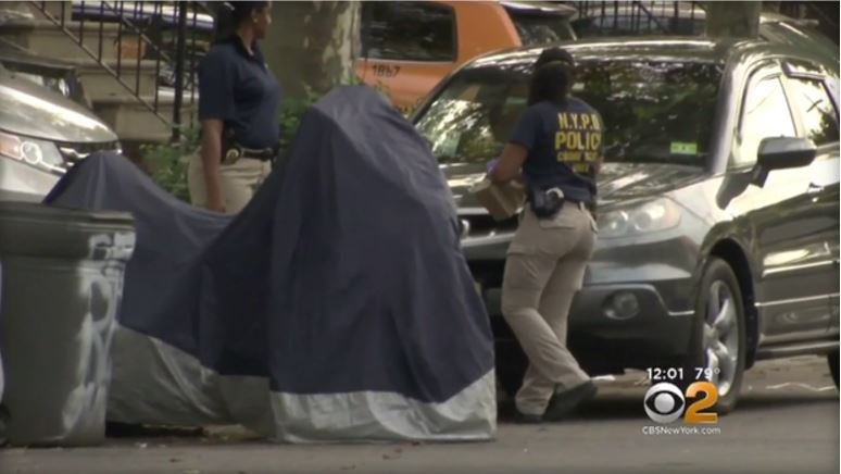 Suspect arrested after fatal stabbing over parking spot