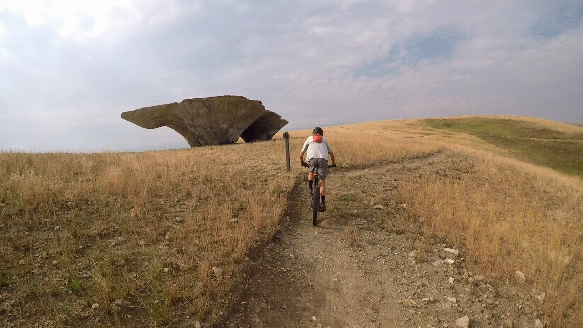 Riders can hit the trails alongside the sculptures (MTN News)