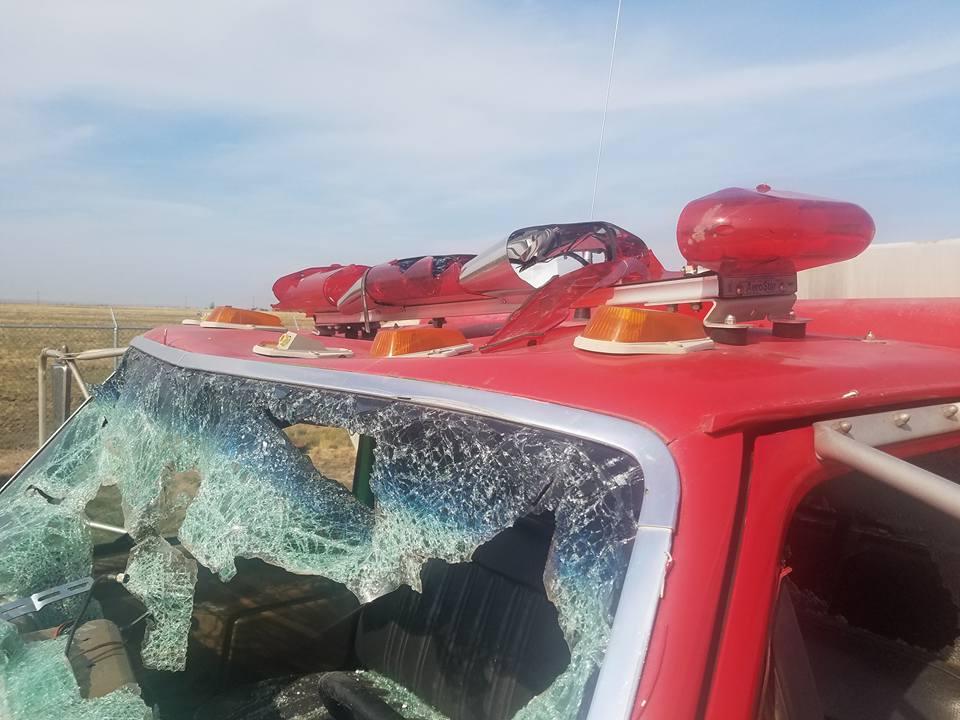 Photo from Poplar Volunteer Fire Department