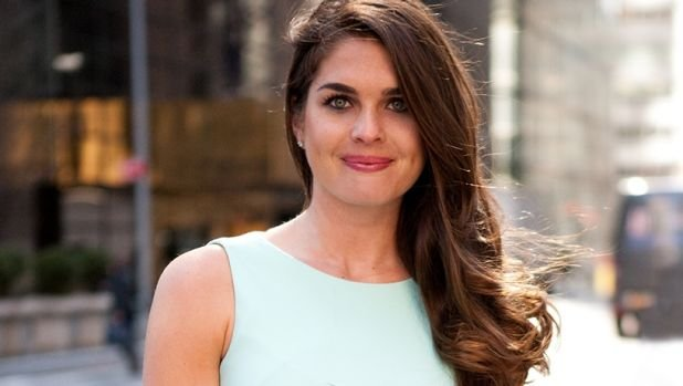 Hope Hicks once worked for Ivanka Trump, where she modelled for her fashion label. Photo: ivankatrump.com