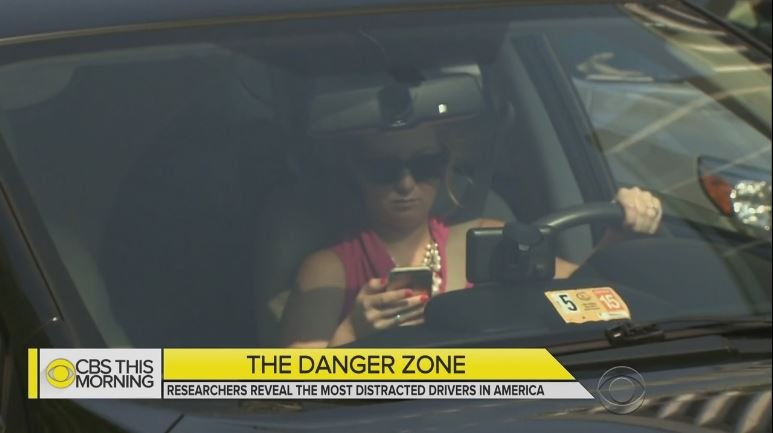 Study looks at prevalence of distracted driving around schools