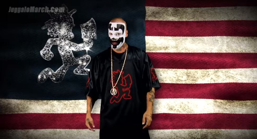 Thousands of Juggalos to rally against gang branding in Washginton DC
