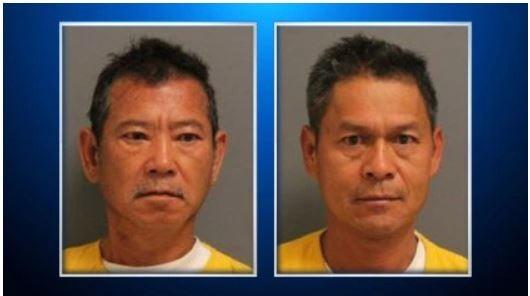 Sinh Chan Hoang and Larry Tran (credit: Mesa County)