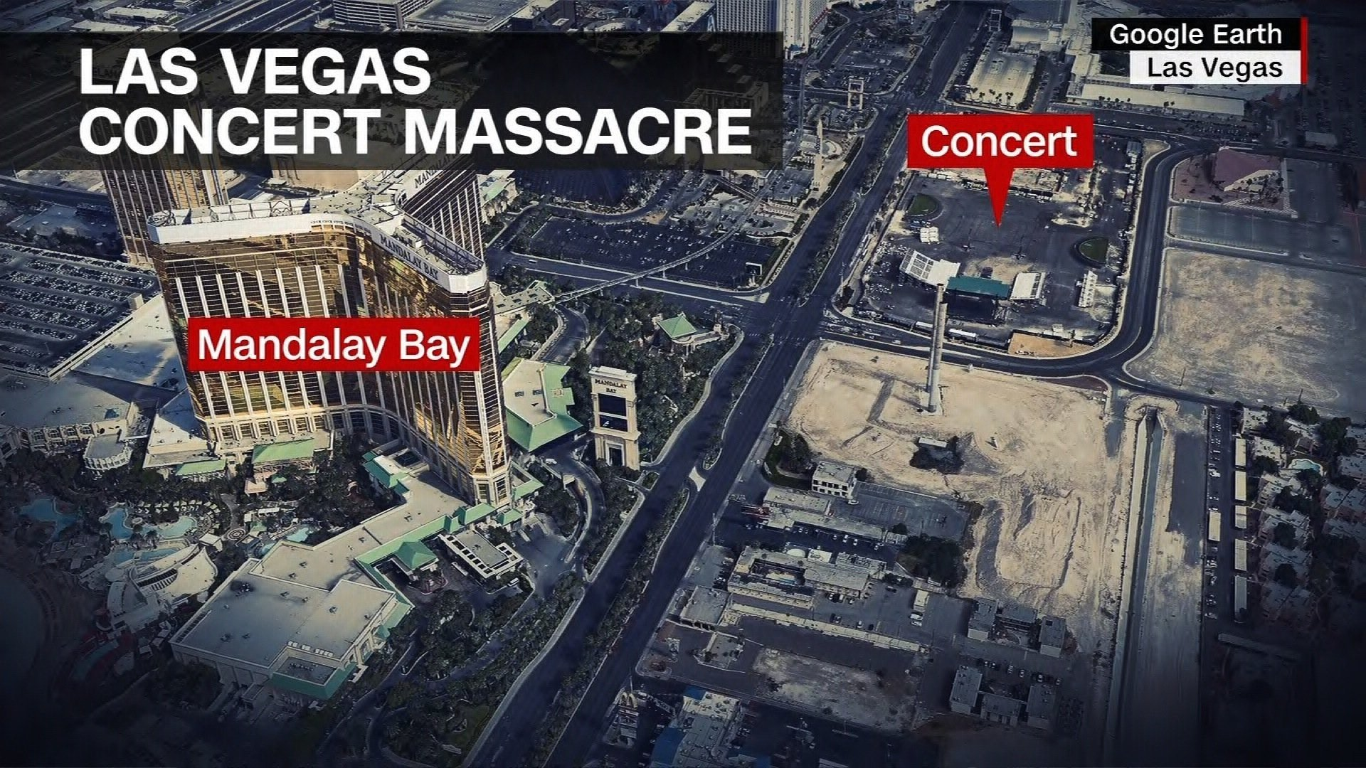 Las Vegas Shooter Booked Hotel Rooms Near Lollapalooza: Report