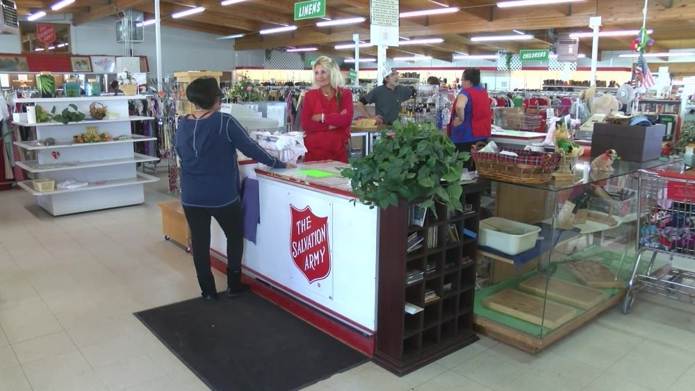 The Salvation Army story in Great Falls. (MTN News)