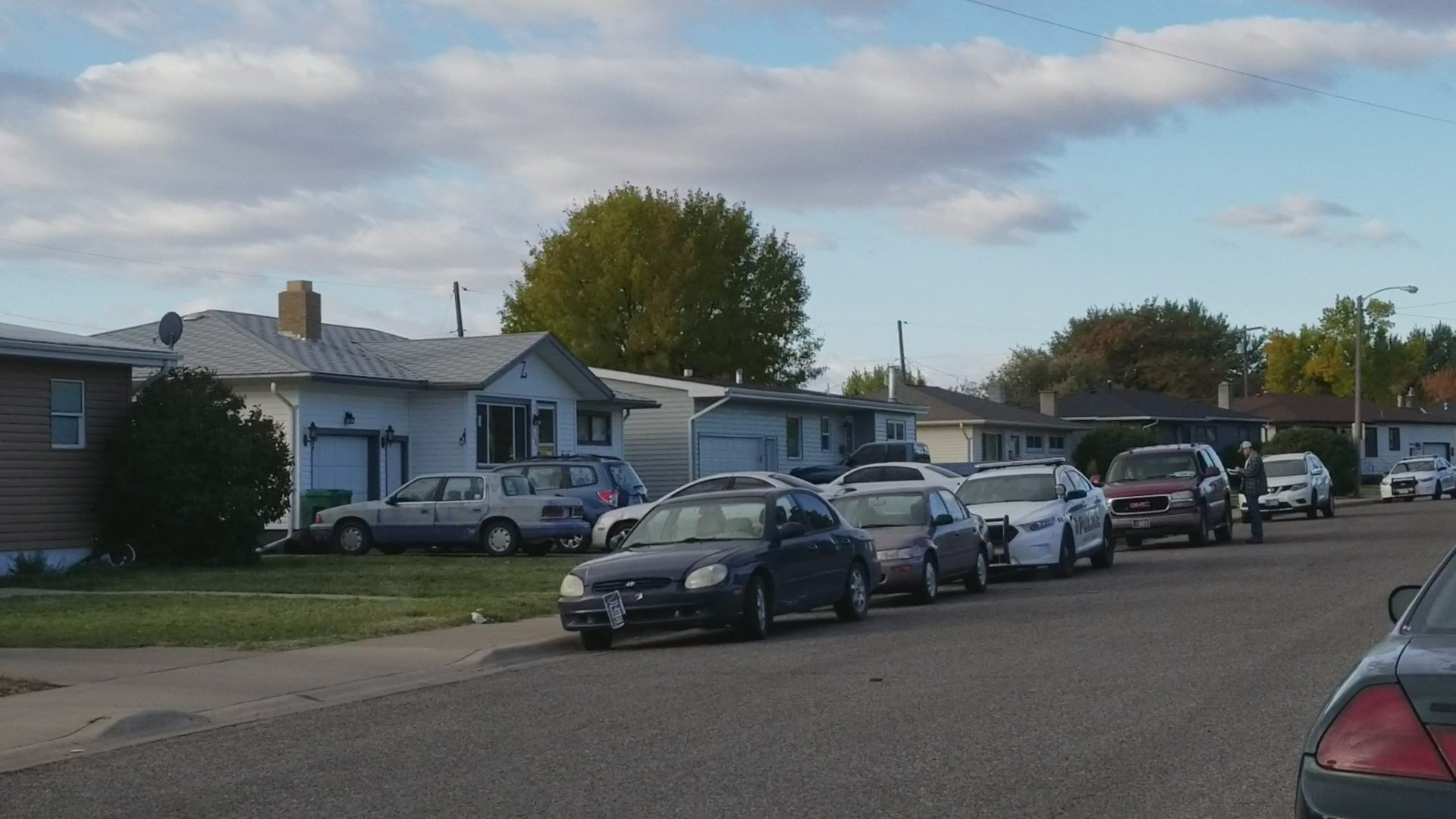 A 14-year-old girl was allegedly sexually assaulted in this Great Falls neighborhood last weekend. (MTN News)